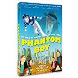 Phantom Boy [DVD] [2016]